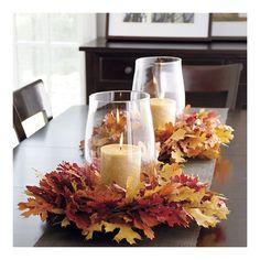 31 Days of Fall Centerpiece: 20+ Easy Fall Centerpiece Ideas | The Frugal Homemaker