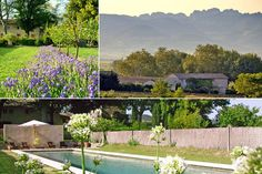 Haven in Paris : Provence Luxury Vacation Villa & Holiday Rental: Cairanne 3BDR, Cairanne Apartment Rental