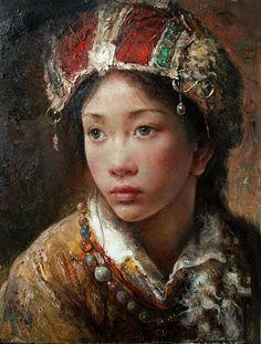 Tang Wei Min (Hunan Province, China, 1971-)