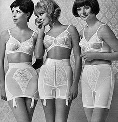 5cd1a80cd33 Corset history - 1900 to present - Andrea Schewe Design Vintage Girdle