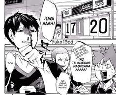Hinata es tan dramático. Lo adoro