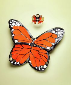 How To: Make Butterfly Wings