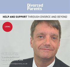 David Berridge | Leicestershire |  Head of Family Law
