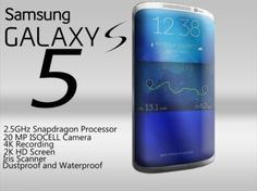 Samsung Galaxy S5 vision adds bundled specs