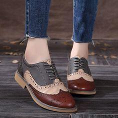 SODIAL (R) NUEVOS zapatos de gamuza de cuero de estilo europeo oxfords de los hombres casuales con terciopelo mantener caliente Marron(tamano 41) iewmyy