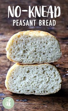 My Mother's Peasant Bread: The Best Easiest Bread You Will Ever Bake: No truly, it is. No-knead, no-mess, no-fuss. Yet still utterly delicious. Here are video tutorials to supplement the peasant bread recipe. Bread Recipes, Cooking Recipes, Healthy Recipes, Brunch Recipes, Peasant Bread, Bread Toast, No Knead Bread, Easy Bread, Instant Yeast