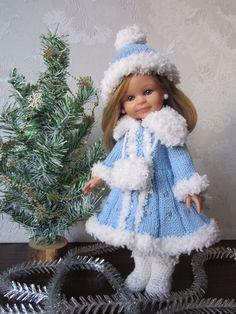 Паолочки готовятся к Новому году. / Одежда и обувь для кукол - своими руками и не только / Бэйбики. Куклы фото. Одежда для кукол Pet Clothes, Barbie Clothes, Doll Toys, Baby Dolls, Nancy Doll, Ded Moroz, Gotz Dolls, American Doll Clothes, Christmas Knitting
