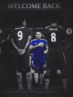 7eb7f6bbe7 Welcome back captain leader legend John Terry cfc. a i l e e n · Chelsea FC  ❤