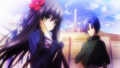 a sunday without god anime   Kamisama no Inai Nichiyoubi