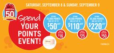 Come celebrate 50 Fabulous Years of Shoppers Drug Mart!