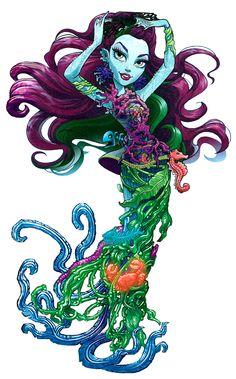Posea Reef. Great Scarrier Reef. Down Under Ghouls. NEW Profile art
