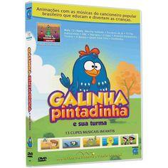 DVD Galinha Pintadinha e Sua Turma $24.90 (+ 4.21 do frete) - Americanas.com