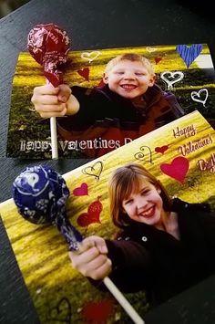 Creative DIY Valentines using PHOTOS!