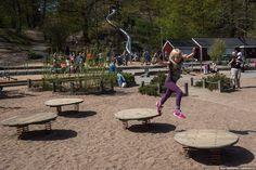 Шведские детские площадки – Варламов.ру