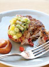 Tucson Lifestyle Magazine – Recipes: Of Mind & Menu - bluecorn crab cakes