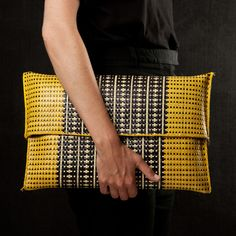 clutch bags woven from raffia by a fair trade project in Madagascar managed by incredible social enterprise Madwa available at www.darkroomlondon.com