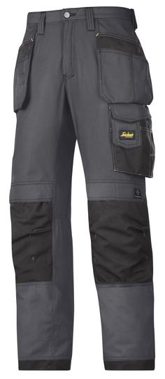 Did you enjoy our super light rip-stop trousers? They keep your cool and protected when working in a warm environment. Check out all the features! - Snickers Workwear Artnr. 3213