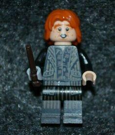 Petter Pettigrew - Harry Potter Minifigure - Lego New! Avengers Comics, Lego Marvel, Marvel Heroes, Harry Potter Set, Harry Potter Hogwarts, Peter Pettigrew, Lego Ninjago Minifigures, Lego News, Custom Lego