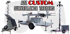 team has spent all their time designing and developing unique modular mobile surveillance trailers that offer the most effective solutions to military, law enforcement as well as private organizations. Best Security Camera System, Best Security Cameras, Video Security, Mobile Security, Ptz Camera, Time Design, Protecting Your Home, Surveillance System, Military