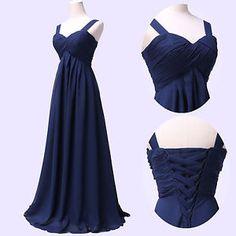 Longue-robe-de-grossesse-bal-soiree-Tenue-demoiselle-dhonneur-fete-Taille-32-34