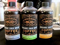 3 St. Louis Coffee Shops Selling Cold-Press Coffee in Bottles : Feast Magazine