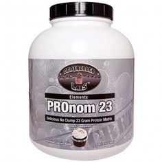 Controlled Labs Pronom 23 Review – Chocolate Cupcake Batter