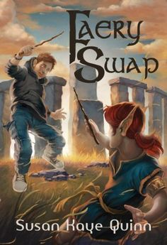 Finn just wants to protect his little sister. But he gets more than he bargained for when he switches bodies with warrior faery Zaneyr. Now they must save both the real world and a magical dimension before it's too late! ($0.99)