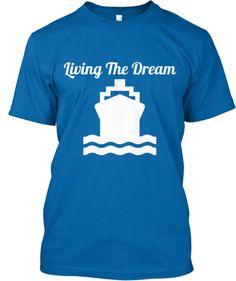 Love having a cruise shirt ;-)