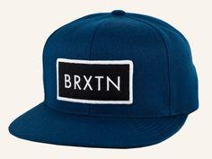 BRIXTON, cap, flat bill