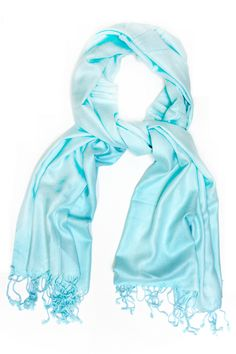 """First Pashmina I ever bought for my bff was this color and came all the way from Shanghai!  Took weeks to get here but she wore it so much, it had holes in it!  That's when you know you """"nailed"""" a gift.  <3"""