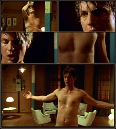 Brian Kinney (Gale Harold) from Queer as Folk Justin Love, Brian And Justin, Randy Harrison, Brian Kinney, History Of Television, Gale Harold, Queer As Folk, Taylor Kitsch, Classic Tv