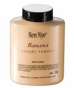 New Ben Nye Banana Powder Luxury Kim Kardashian Contour L 3oz w/ FAST FREE SHIP