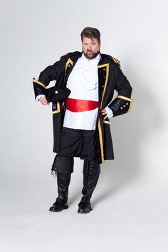 Pirat, Deiters, Kostüm, Fasching, Karneval, Plus Size,