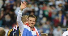 David Beckham is no hurry to decide on his next move and he is mulling over 'a number of serious proposals' #soccer #sports #beckham