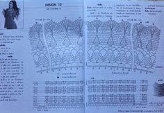 Crochetemoda: Июнь 2014