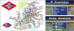 Arcadi Moradell en 1980 cambia totalmente la señalización al viajero del Metro de Madrid, es el primer metro de esta embergadura en que se sustituye totalmente la señalización de toda la red, en 2012 actualiza la normativa de 1980.