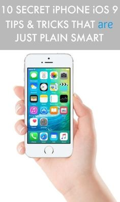 10 secret iPhone iOS 9 tips and tricks - good to know!