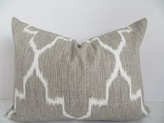 Decorative Pillow Stone Pillow Cover 12x16 pillow by ClavelFashion