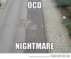 No CDO nightmare bc the letters must be in alphabetical order.
