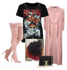 """""""OMW!!!"""" by cocoasafari on Polyvore featuring Boohoo and Afin Atelier"""