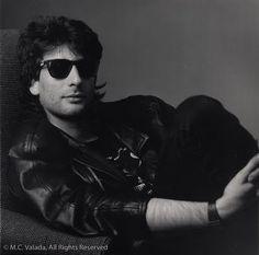 Neil Gaiman. Picture taken by M C Valada in 1990 ~World Fantasy Con Chicago