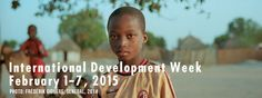 It's International Development Week! Celebrate with us and find out more about Crossroads' activities in our eBulletin! International Development, West Africa, America, Activities, Reading, News, Celebrities, Word Reading, Celebs