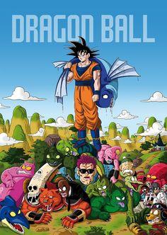 Otaku Cabeludo: As mortes de Dragon Ball