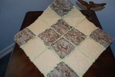 USMC+MARPAT+Desert+Camouflage+Lovie+Baby+Rag+by+sewlittletimeinnc,+$30.00