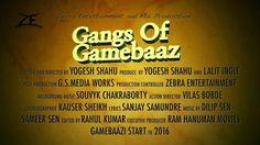 Upcoming hindi movie....$$$ ##G@ngs of G@m€baaz## Starring - Sunil Pal , Mustaq Khan, Shahbaaz Khan, Prema Kiran, Vilas ujwane, Shazad Khan , Abhishek Ingle, Neha Tiwari, Razak khan...