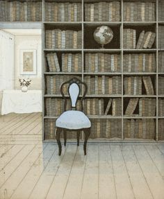 I SO want this etching! Luukanen, Elina: Matkoja mielessä I Amazing Paintings, How To Be Likeable, Bookcase, Photos, Shelves, Home Decor, Garland, Calm, Interiors