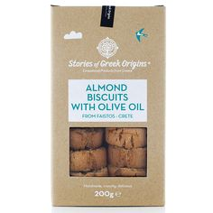 almond biscuits artion greece - Google Search