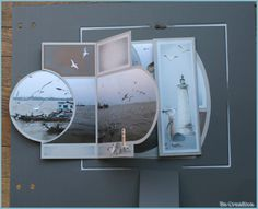 Photo Album Scrapbooking, Mini Scrapbook Albums, Scrapbooking Layouts, Mini Albums, Album Design, Unique Photo, Stencils, Sketches, Cards