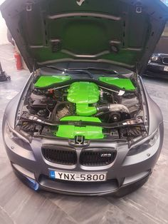 Supercharged vt2 650 M3 e92