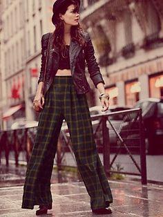 Free People Menswear Florence Wideleg